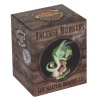 GREEN DRAGON INCENSE CONE BURNER BY ANNE STOKES