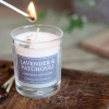 Lavender & Patchouli Votive Candle by The Country Candle Co.