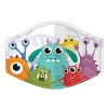 Monsters Reusable Face Covering Small