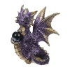 Purple  'Enchanted Nightmare' Dragon