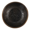 Buddha Brass Singing Bowl 16cm