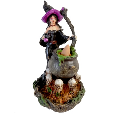 Witches Cauldron Backflow Burner