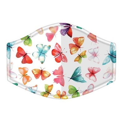 Butterfly Reusable Face Covering