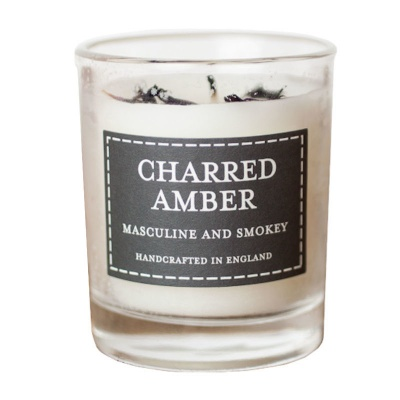 Charred Amber Votive Candle by The Country Candle Co.