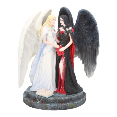 Dark and Light Angels by James Ryman