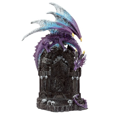 Purple Gateway Guardian Dragon