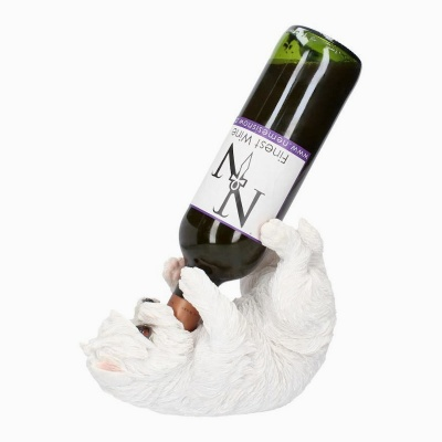 West Highland White Terrier Guzzler Bottle Holder