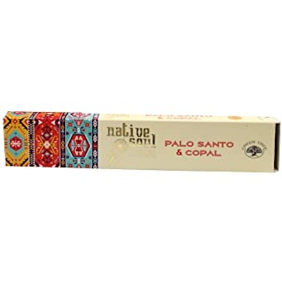 Native Soul Palo Santo & Copal Incense Sticks