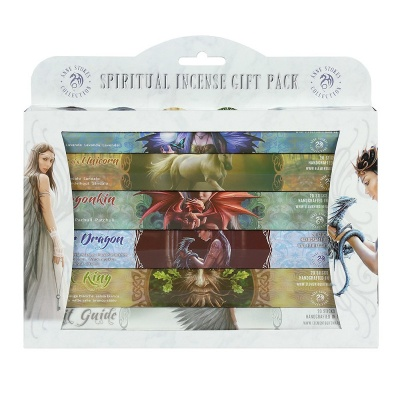 Spiritual Incense Stick Gift Set by Anne Stokes