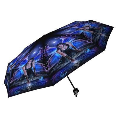 Immortal Flight Umbrella by Anne Stokes