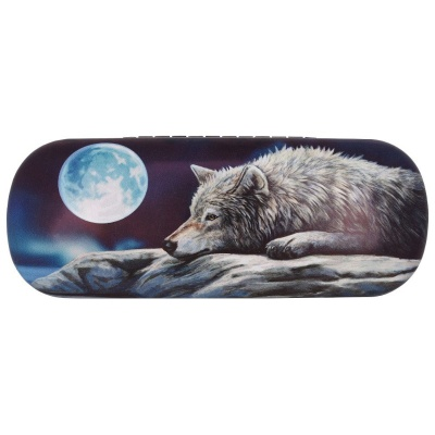 Quiet Reflection glasses case by Lisa Parker