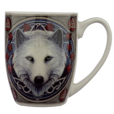 Guardian of the Fall Mug by Lisa Parker