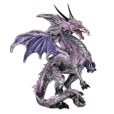Purple Dragon Protector