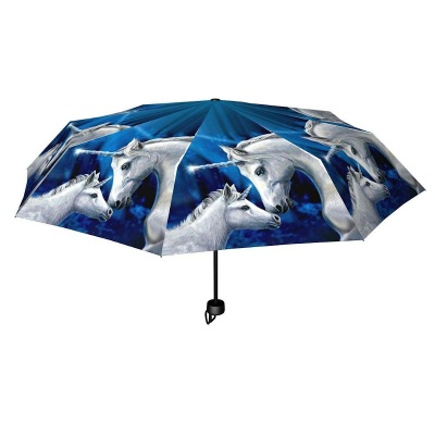 Sacred Love Umbrella by Lisa Parker