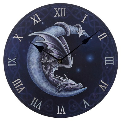 Sweet Dreams Clock by Lisa Parker