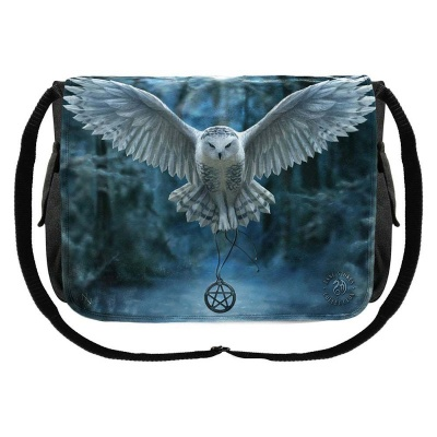 Awaken Your Magic Messenger Bag by Anne Stokes