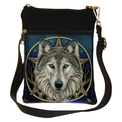 Wild One Shoulder Bag by Lisa Parker