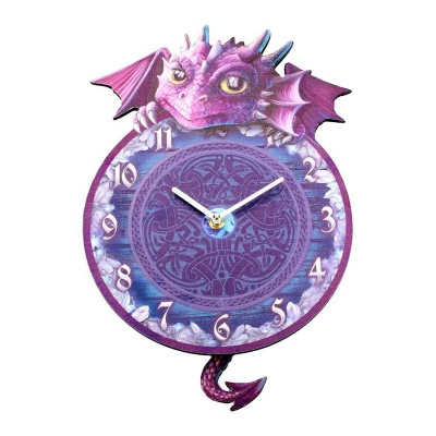 Dragon Tickin' Pendulum Clock
