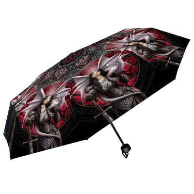 Valour Umbrella by Anne Stokes