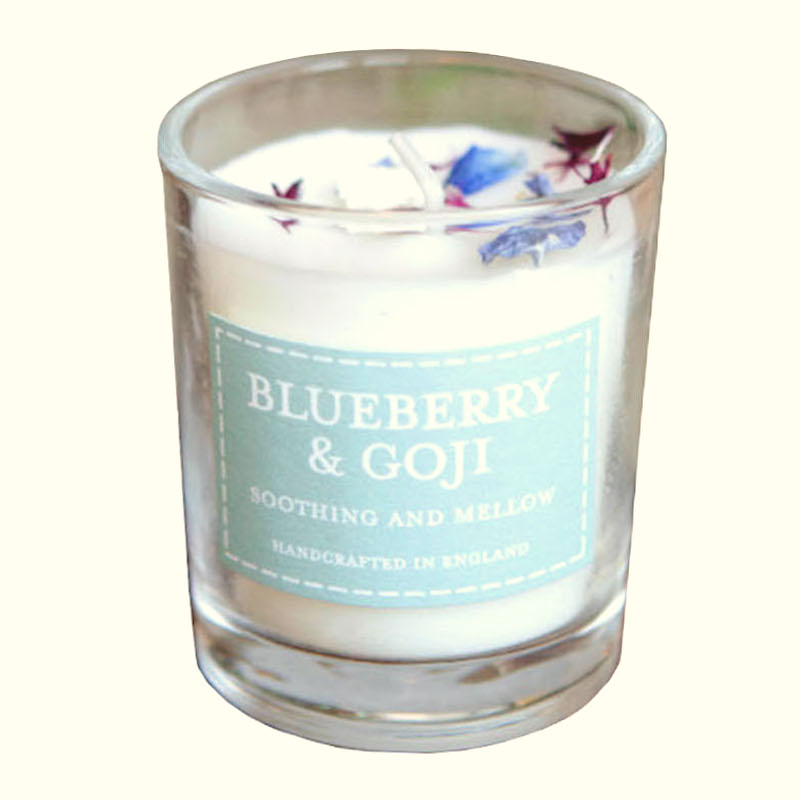 Blueberry & Goji Votive Candle by The Country Candle Co.
