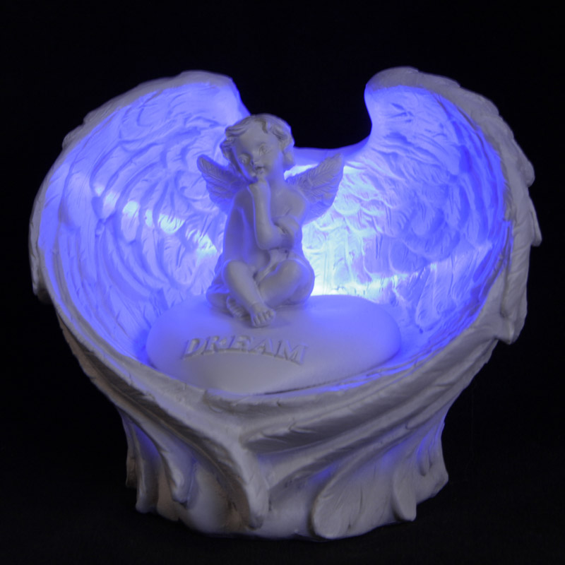 LED Dream Cherub Angel Wings