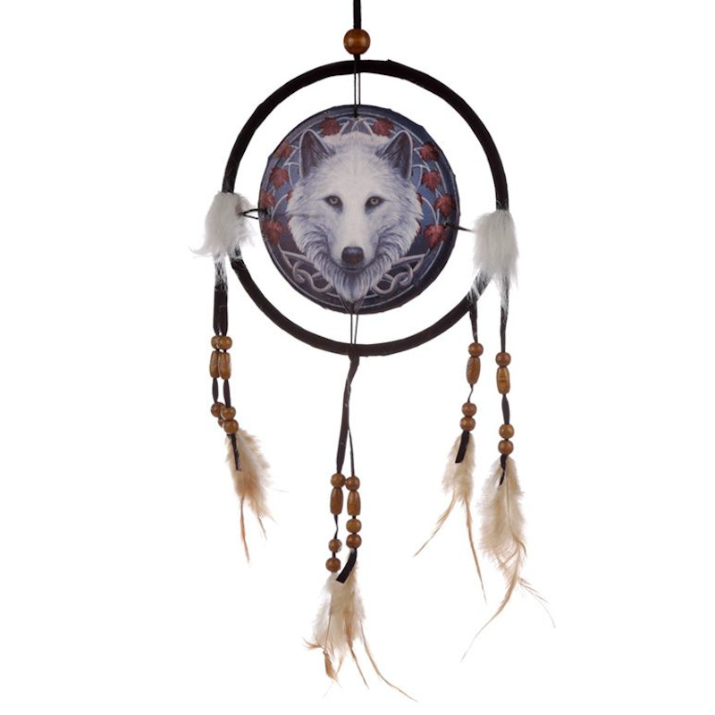 Guardian of the Fall 16cm Dreamcatcher by Lisa Parker