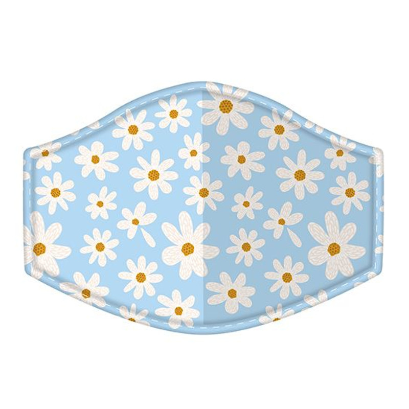 Daisy Reusable Face Covering