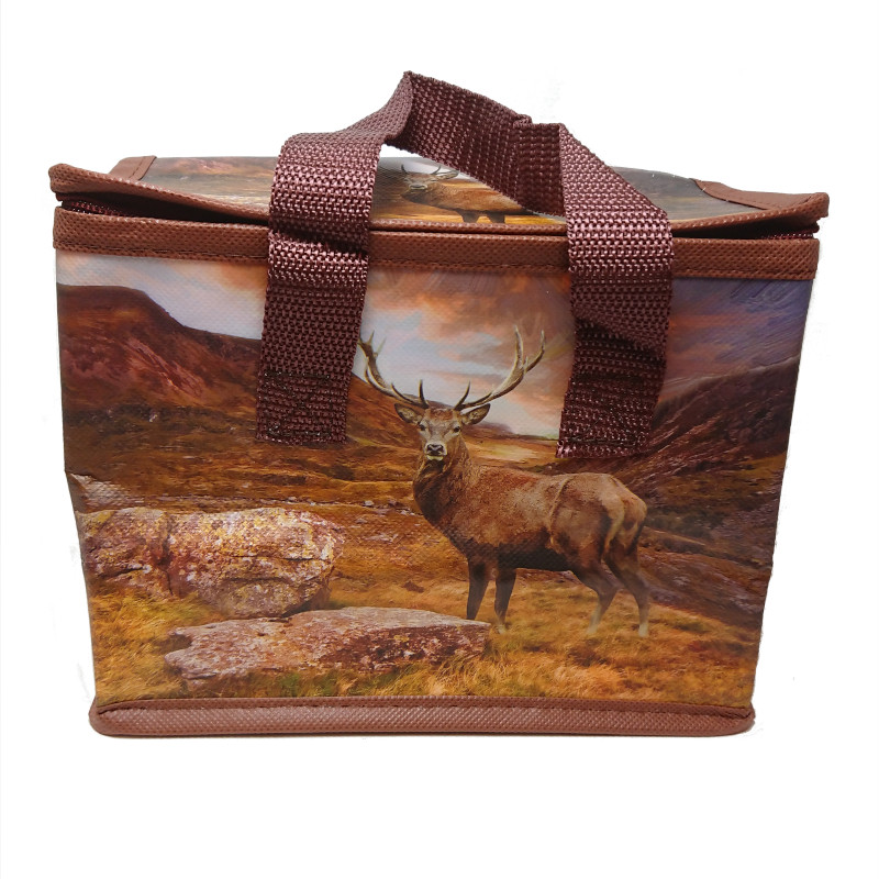 Moorland Stag Cooler Lunch Bag