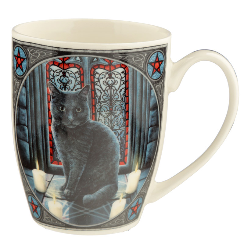 Sacred Circle Mug by Lisa Parker