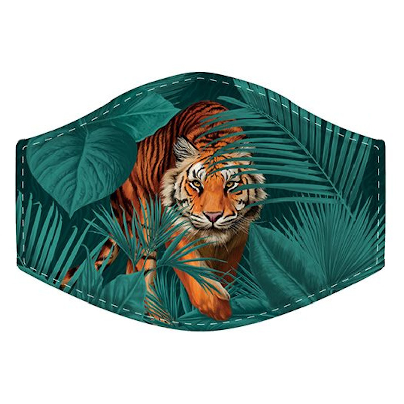 Tiger Reusable Face Covering
