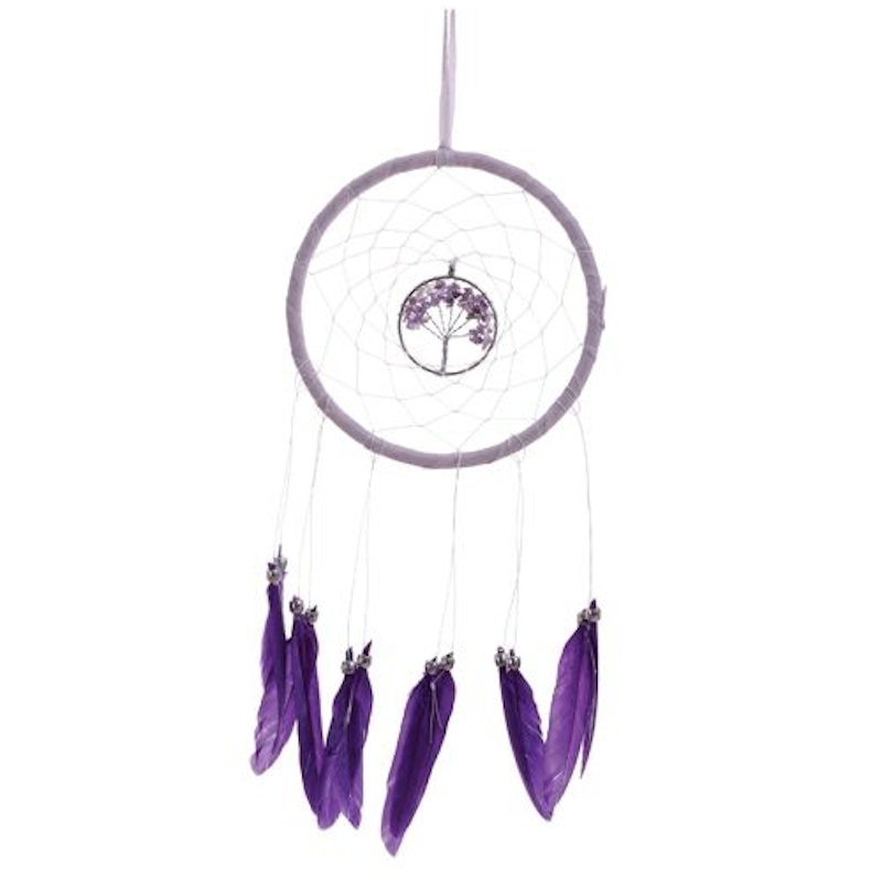 Dream Tree Lilac 16cm Dreamcatcher